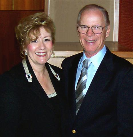 Jerry Hicks and Esther Hicks