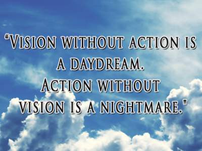 Action and vision