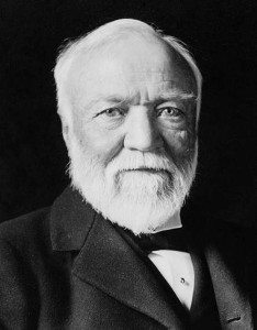 Andrew Carnegie - Hill's Inspiration