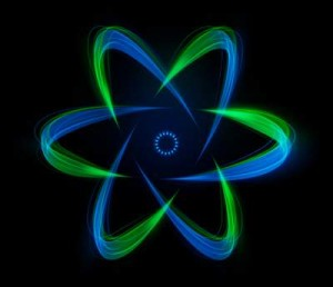 Matter and Energy Are The Same Thing At The Atomic Level