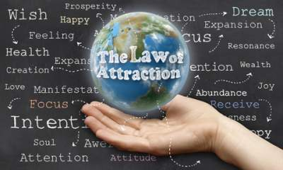 Law of Attraction illustrated