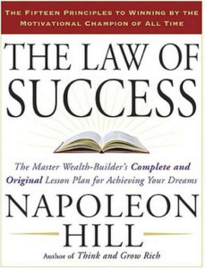 law of success 16 lessons