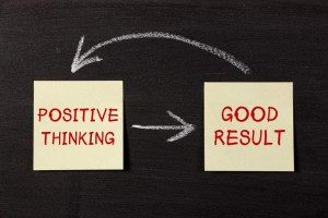 A positive attitude is essential for creating your reality.