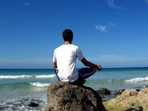 Mediation changes brain waves - could it be a key to spiritual evolution?